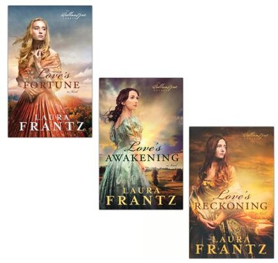 The Ballantyne Legacy Series, Volumes 1-3  -