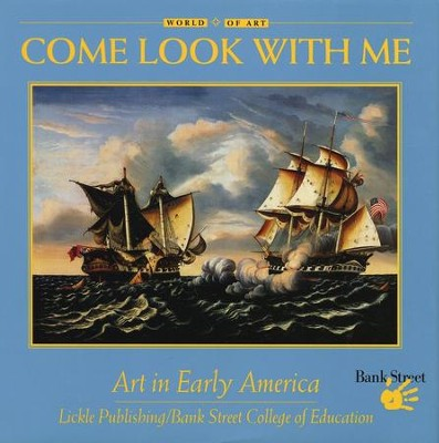 Come Look with Me: Art in Early America  -     By: Randy Osofsky
