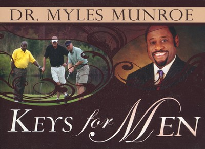 Keys For Men  -     By: Myles Munroe