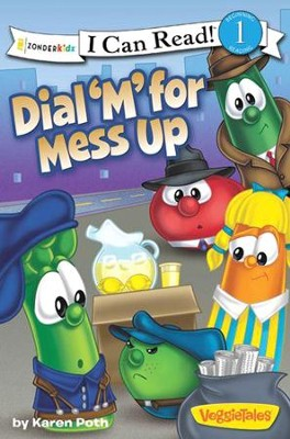 Dial 'M' for Mess Up  -     By: Karen Poth