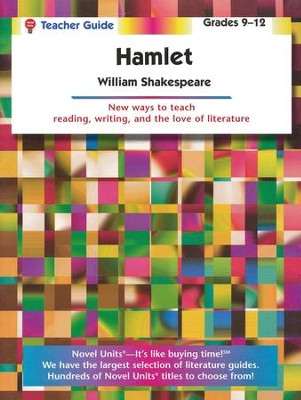 Hamlet, Novel Units Teacher's Guide, Grades 9-12   -     By: William Shakespeare