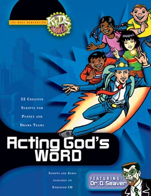 Amazing Journey Acting God's Word  -