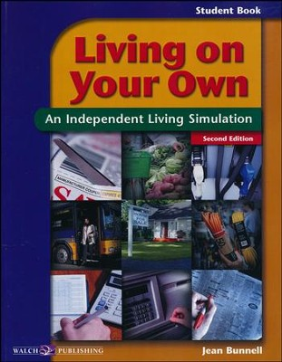 Living On Your Own Student Text  -     By: Homeschool