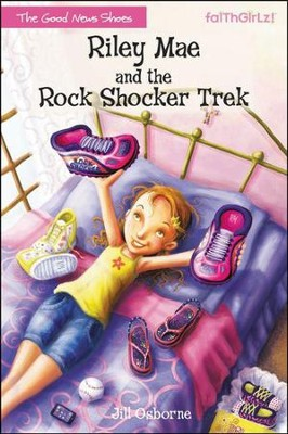 Riley Mae and the Rock Shocker Trek  -     By: Jill Osborne