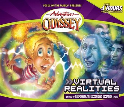 Adventures in Odyssey ® #33: Virtual Realities  -