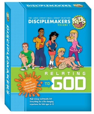 Relating to God Kit: Disciplemakers Volume 1   -