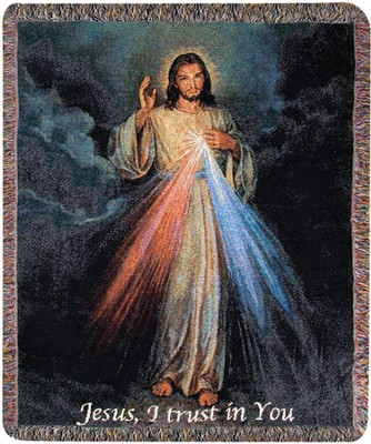 Divine Mercy Throw  -