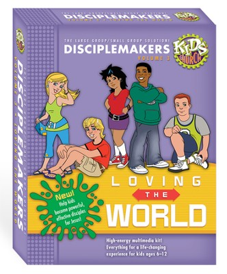 Loving the World Kit: Disciplemakers Volume 3   -
