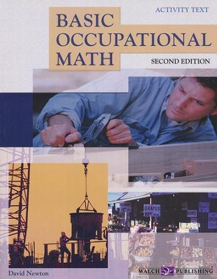 Basic Occupational Math, Activity Text   -     By: Homeschool