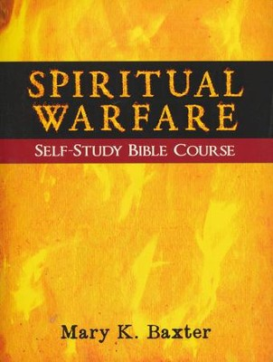 Spiritual Warfare Self-Study Bible Study Course  -     By: Mary Baxter