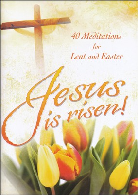 Jesus is Risen Devotional Booklet   -