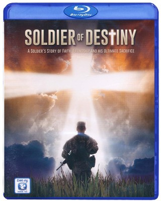 Soldier of Destiny, Blu-ray    -