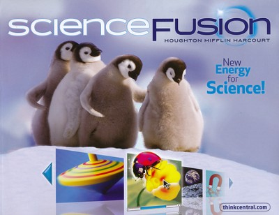 Science Fusion Grade K Homeschool Package   -