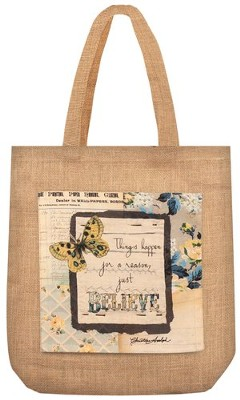 Things Happen For A Reason Tote  -