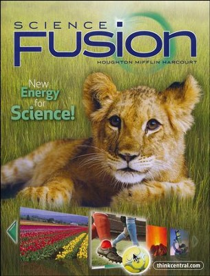 Science Fusion Grade 1 Homeschool Package   -