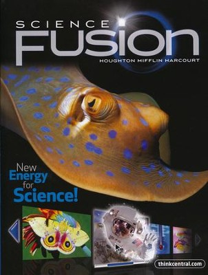 Science Fusion Grade 4 Homeschool Package   -