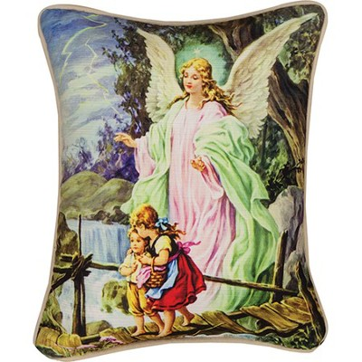 Guardian Angel Pillow  -