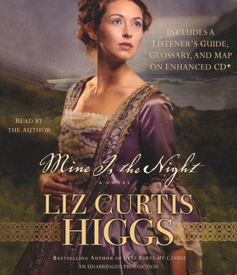 Mine is the Night: A Novel, Audio CD  -     By: Liz Curtis Higgs