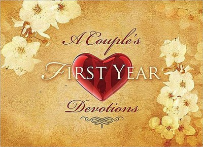 A Couple's First Year: Devotions  -