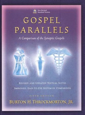 Gospel Parallels, NRSV Edition   - Slightly Imperfect  -