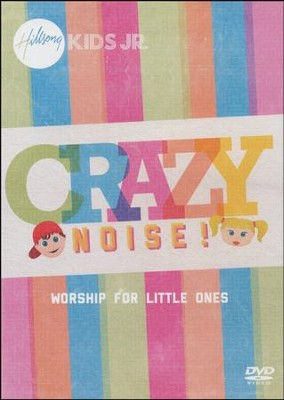 Crazy Noise! DVD   -     By: Hillsong Kids