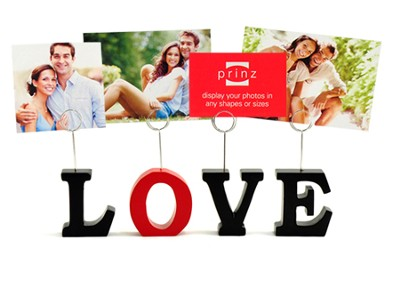 LOVE Photo Clip Set  -