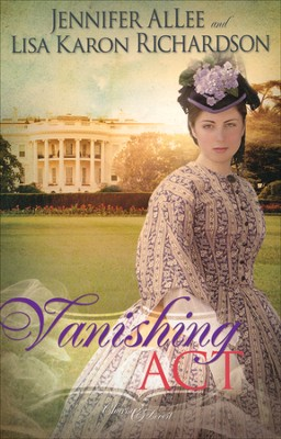 Vanishing Act, Charm & Deceit Series #2   -     By: Jennifer Allee, Lisa Richardson