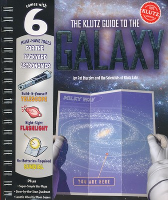 The Klutz Guide to the Galaxy   -     By: Pat Murphy