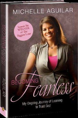 Becoming Fearless Unabridged Audiobook on CD  -     By: Michelle Aguilar