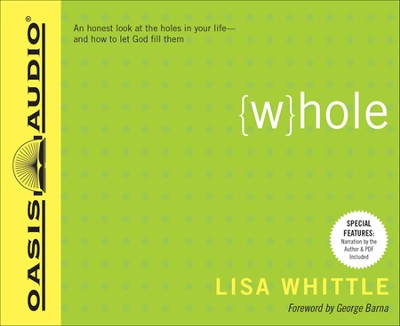 Whole Unabridged Audiobook on CD  -     By: Lisa Whittle