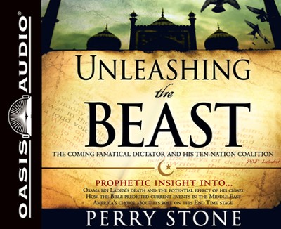 Unleashing the Beast Unabridged Audiobook on CD  -     By: Perry Stone