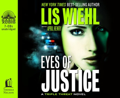 Eyes of Justice Unabridged Audiobook on CD  -     Narrated By: Devon O'Day     By: Lis Wiehl, April Henry