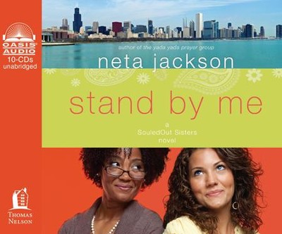 Stand By Me Unabridged Audiobook on CD  -     By: Neta Jackson