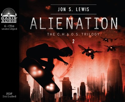 #2: Alienation - A C.H.A.O.S Novel  -     By: Jon S. Lewis