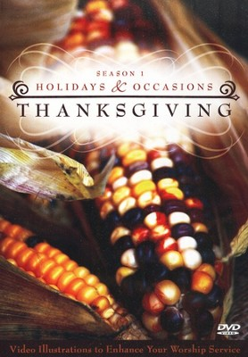 Holidays Season 1: Thanksgiving DVD  -