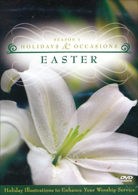 Easter--Holidays & Occasions DVD Series   -