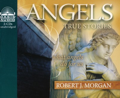 Angels  -     Narrated By: Maurice England     By: Robert J. Morgan