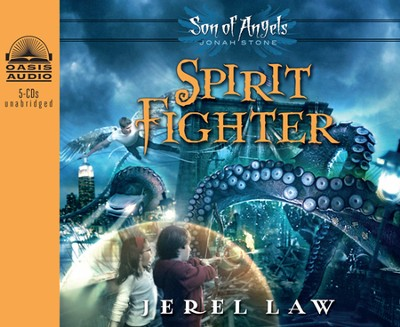 Spirit Fighter Unabridged Audiobook on CD  -     By: Jerel Law