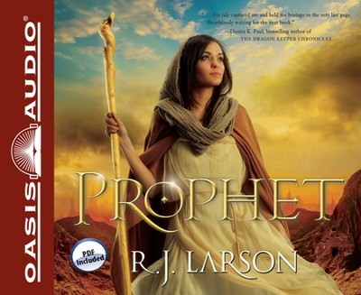 Prophet Unabridged Audiobook on CD  -     Narrated By: Brooke Heldman     By: R.J. Larson