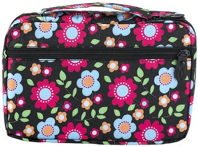 Floral Bible Cover, Extra Large   -