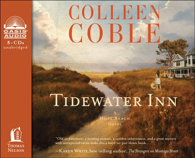 Tidewater Inn Unabridged Audiobook on CD  -     By: Colleen Coble
