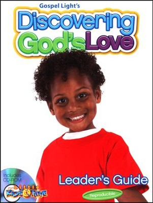 Little KidsTime: Discovering God's Love -  Leader's Guide  -