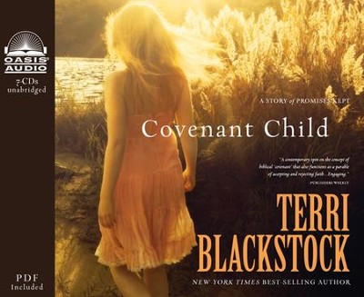 Covenant Child Unabridged Audiobook on CD  -     By: Terri Blackstock