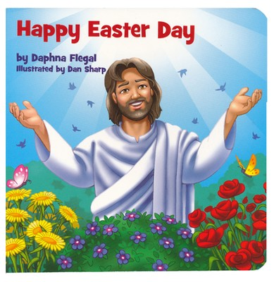 Happy Easter Day!  -     By: Daphna Flegal