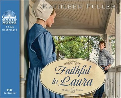 Faithful to Laura Unabridged Audiobook on CD  -     By: Kathleen Fuller