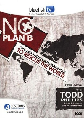 No Plan B DVD Curriculum   -     By: Todd Phillips