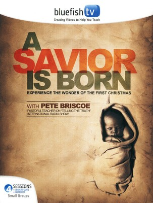 A Savior Is Born-DVD Curriculum Kit  - Slightly Imperfect  -     By: Pete Briscoe