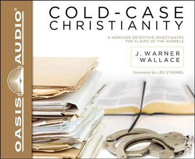 Cold Case Christianity Unabridged Audiobook on CD  -     By: James Warren Wallace