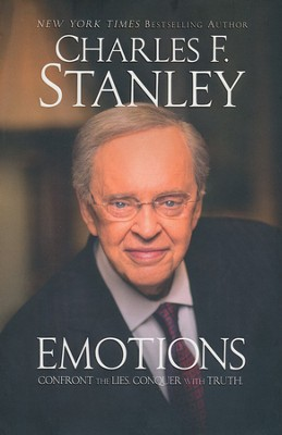 Emotions: Confront the Lies. Conquer with Truth.  - Slightly Imperfect  -     By: Charles F. Stanley