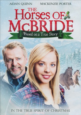 The Horses of McBride, DVD   -